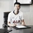 Son extiende su contrato con el Tottenham