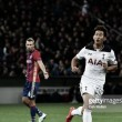 Analysis: Key changes lead Tottenham to victory against CSKA
