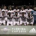 São Paulo encara Ajax no Torneio da Flórida