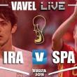 Iran vs Spain Live Stream Score Commentary in World Cup 2018