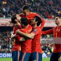 Spain 2-1 Norway: La Roja flamboyantly dispatch their visitors