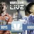 Sport Boys vs Godoy Cruz EN VIVO ahora en Copa Libertadores (0-0)