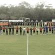 Sport faz um minuto de silêncio antes do treino para homenagear Chapecoense