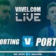 Sporting x Porto, assim vivemos o clássico da Taça de Portugal