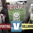 Sporting 2-0 Villarreal