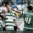 Sporting de Portugal golea en el ensayo de la final de Taça
