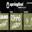 Opium Barcelona anuncia el cartel completo para su 'Springfest'