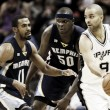 Los Spurs lideran la serie