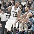 La victoria de los Spurs ante Minnesota aprieta aún más el Oeste