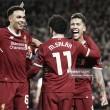 Liverpool goleia Roma e está com um pé na final de Kiev