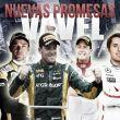 Jóvenes talentos en camino hacia la Fórmula 1