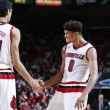 Louisville Cardinals Dominate St. Francis Brooklyn, 85-41