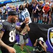 Ravens siguen creciendo y superan a la dura defensiva de Carolina