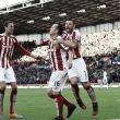 El Swansea sucumbe al descontrol del Stoke