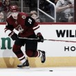Arizona Coyotes' Dylan Strome ready to show he belongs in NHL
