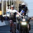 Un imparable Stuyven gana 'a lo Cancellara' en Kurne