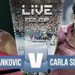 Resultado Carla Suárez vs Jelena Jankovic en Copa Federación 2016 (2-0)