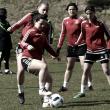 La sub-16 femenina vence a Inglaterra