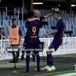Se confirmaron los dorsales del Barcelona sub-19