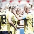 Assistir jogo Suécia x Canadá AO VIVO online na Copa do Mundo Feminina 2019 (0-0)