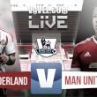 Sunderland vs Manchester United Live Stream Score Commentary in Premier League 2016
