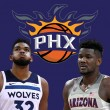 Should the Phoenix Suns trade the No. 1 overall pick?