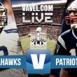 Super Bowl en vivo: Patriots vs Seahawks 2015 online (7-0)