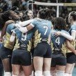 Comandado por Monique, Sesc-RJ estreia na Superliga com vitória fácil sobre Sesi-SP