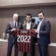 Protagonista na última temporada, jovem atacante Suso renova com o Milan até 2022