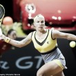 WTA Stuttgart: Svetlana Kuznetsova suffers huge scare against Kiki Bertens