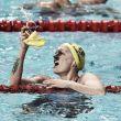Kazan 2015, Nuoto: Peaty al fotofinish nei 100 rana, Hosszu e Sjoestroem da record