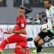 SpVgg Greuther Fürth 1-1 SV Sandhausen: Wooten leaves it late to spoil Shamrocks' birthday celebrations