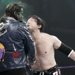 Tajiri injured at recent NXT tapings