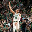 "NBA Playoffs - I Celtics tornano in vantaggio, Stevens: ""Tatum incredibile, ora testa a gara 6"""