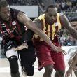El juego interior del Barça sentencia al Laboral Kutxa en Vitoria