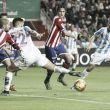 El Málaga CF se acerca a los puestos de descenso