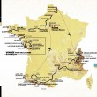 Tour de France 2018, ecco il percorso