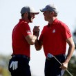 Ryder Cup 2016: Team USA take an early 4-0 lead