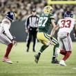 Los Packers recuperan sensaciones ante unos Giants apáticos