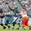 Unos Eagles de altos vuelos arrasan a los Browns