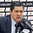 """Luis Fernando Tena: """"Fue justo el empate, pero faltaron los goles"""""""