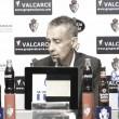 """Carlos Terrazas: """"No hay que sacar demasiadas conclusiones"""""""