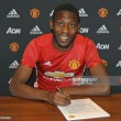 Timothy Fosu-Mensah pens new Manchester United contract