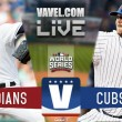 Score Chicago Cubs vs Cleveland Indians in 2016 World Series Game 1 (0-6)