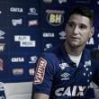 """Mirando títulos, Thiago Neves é apresentado no Cruzeiro: """"Vou fazer meu melhor"""""""