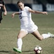 Washington Spirit sign forward Crystal Thomas