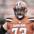 El adiós a un grande, Joe Thomas se retira de la NFL