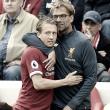 """Klopp mostra satisfação com vaga do Liverpool na UCL: """"Estou orgulhoso dos jogadores"""""""