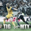 Previa Tigres - Monterrey: por los primeros lugares