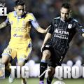 Previa Tigres - Querétaro: mantener la inercia ganadora